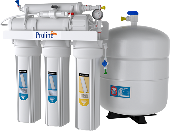 Proline Plus RO Standard Features